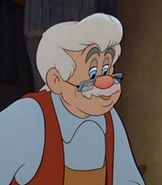 Geppetto 1940 Pinocchio