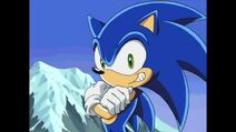 Sonic is a Hero by Uranimated18