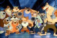 Don karnage's Crew