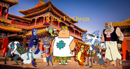 Kung Fu Owen