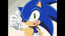 Sonic gets Wink by Uranimated18