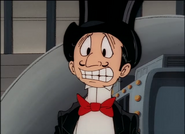 Ham Egg (Astro Boy) as The Ringmaster