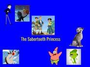 The Sabertooth Princess