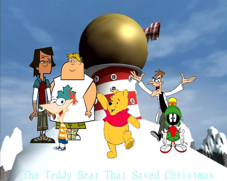 The Bears Who Saved Christmas.The Teddy Bear That Saved Christmas Uranimated18 Wiki Fandom