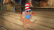 Roo Weres the Sun Glasses, The Hat and Flag by Uranimated18