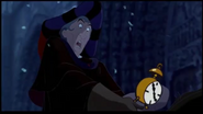 Captain Frollo with Alarm Clock by Uranmated18
