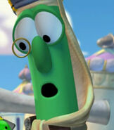 Jonah in Jonah A VeggieTales Movie