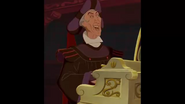 Frollo Playing Piano by Uranimated18