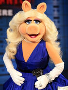 Miss Piggy (The Muppets) as Bo Peep