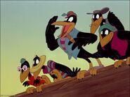 Crows (Dumbo)