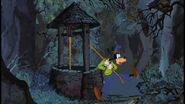 Goofy in the Well by Uranimated18