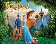 Tangled (Uranimated18 Version) Poster