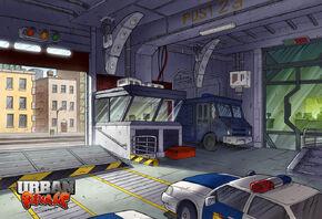 Sentinel garage