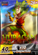 Huracan Booster Pack