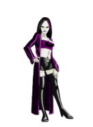 NIGHTMARE IELENA N2 HD 184 TRANSPARENT