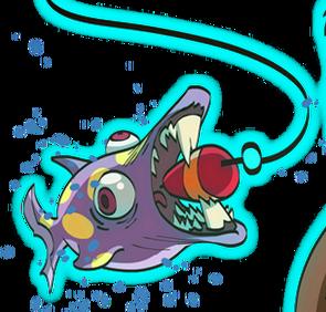 Hook fish