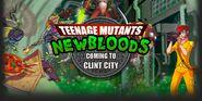Teenage mutants coming
