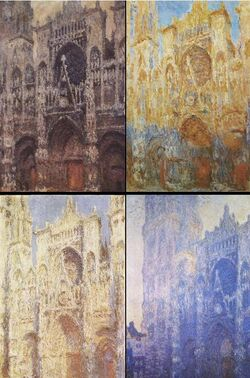 Monet-cathedral