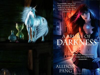 Phineas, sidekick to Abby Sinclair in the Abby Sinclair series by Allison Pang