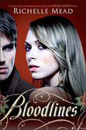 http://www.richellemead.com/books/bloodlines