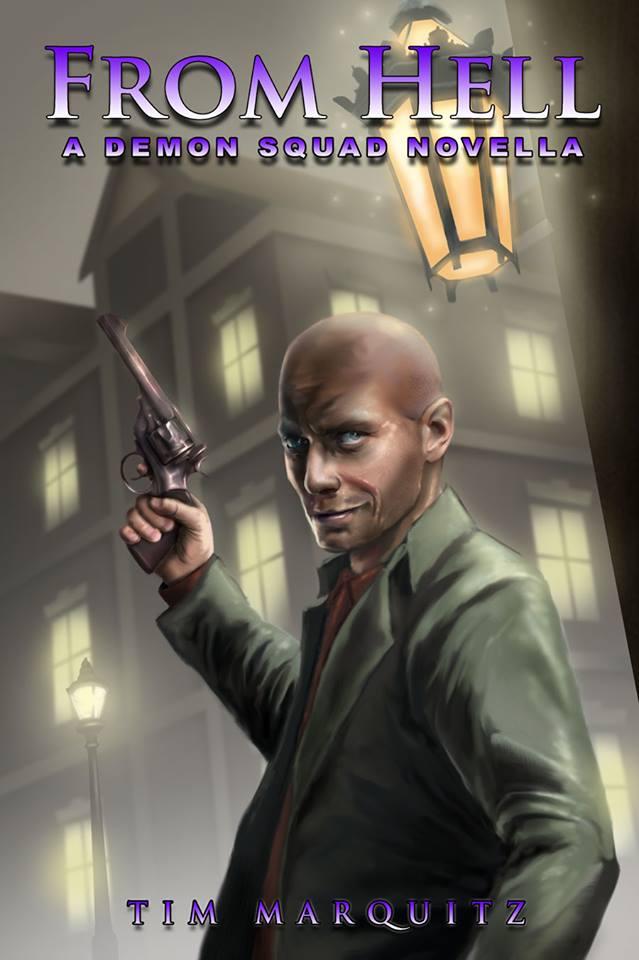 Armageddon Bound (Demon Squad, Book 1)