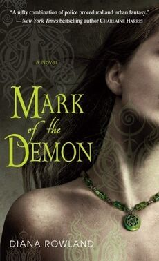 1-Mark of the Demon (Kara Gillian