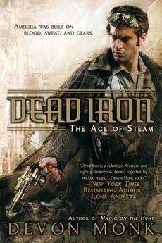 Dead Iron (Age of Steam -1)-2011-art by Cliff Neilsen
