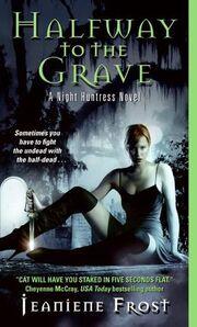 Night Huntress series-book one (2007)