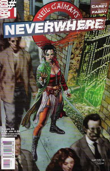Neverwhere graphic novel -vol. 1  sc 1 st  Urban Fantasy Wiki - Fandom & Neverwhere | Urban Fantasy Wiki | FANDOM powered by Wikia