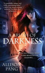 A Brush of Darkness (Abby Sinclair