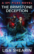 The Brimstone Deception (SPI Files -3) by Lisa Shearin
