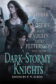 0.5. Dark and Stormy Knights (2010) ~ anthology