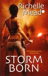 Dark Swan 1. Storm Born (2008) 2. Thorn Queen (2009) 3. Iron Crowned (2011) 4. Shadow Heir (2011)