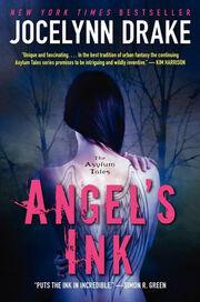 Angel's Ink (The Asylum's Tales, -1) by Jocelynn Drake