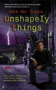 1. Unshapely Things (2007)