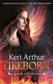 Fireborn (Souls of Fire -1) by Keri Arthur-Piatkus
