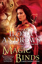 Magic Binds (Kate Daniels -9) by Ilona Andrews