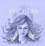 ARCADIA BLUE DRAWING - Arcadia Bell