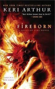 Fireborn (Souls of Fire -1) by Keri Arthur