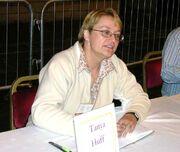 Tanya Huff - 2012 World Fantay Convention