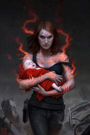Orig—Vengeance of the Demon (Kara Gillian,