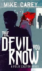 1. The Devil You Know (2007)-paperback