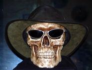 Bob The Skull Hat and Shades