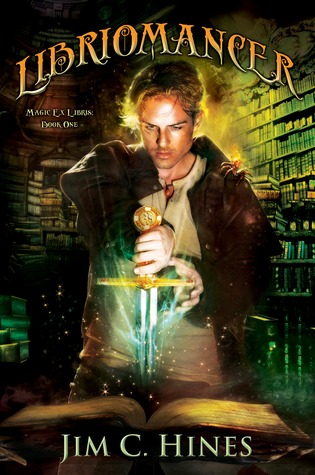 1. Libriomancer (2012) ~ Magic Ex Libris