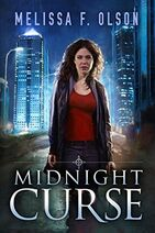 Midnight Curse (Disrupted Magic -1) by Melissa F. Olson