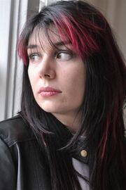 Caitlin Kittredge red hair