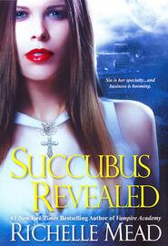 http://www.richellemead.com/books/succubusblues