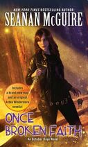 Once Broken Faith (October Daye -10) by Seanan McGuire
