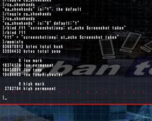 Screen Shot-Commands