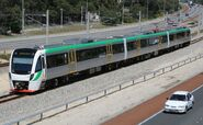 2004 Transperth train